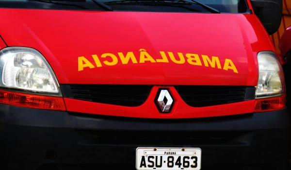 Capotamento de veículo na PR 151 deixa uma vítima