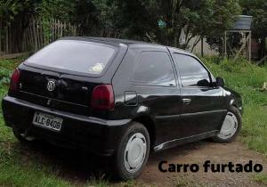 Palmeirense tem segundo carro furtado em menos de dois anos