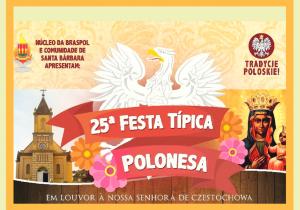 Mais uma grande festa da etnia polonesa se aproxima