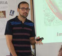 João Geraldo Borges Jr., Designer Gráfico e Coordenador da PASCOM
