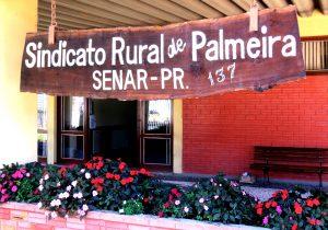 Sindicato Rural de Palmeira oferece cursos gratuitos para novembro
