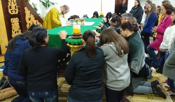 Celebração do Cerco destaca o encontro com Deus através do próximo