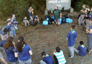 Grupo escoteiros tropeiros convida novos integrantes