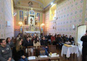 Duas atividades de formação movimentam a paróquia neste sábado (11)