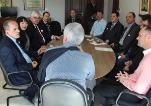 Prefeito e secretário representarão o Paraná em delegação oficial para a China