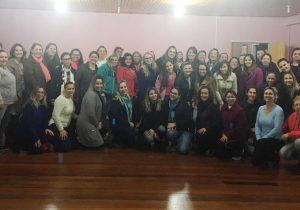 Secretaria de Educação realiza formação para professores do programa 'A união faz a vida'