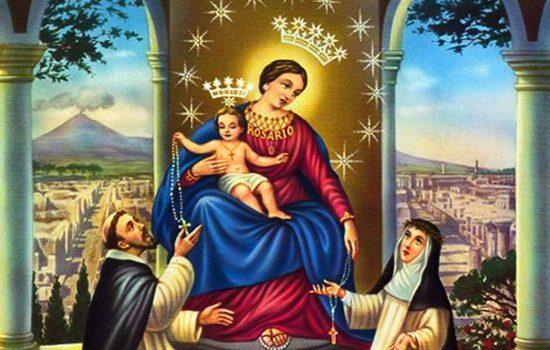 Colônia Maciel celebra Nossa Senhora do Rosário neste domingo (30)