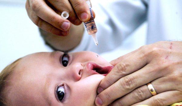 Palmeira ultrapassa meta da Campanha de Vacinação Contra Poliomelite e Sarampo