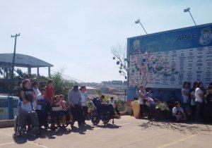 APAE de Palmeira comemora 37 anos de trabalho