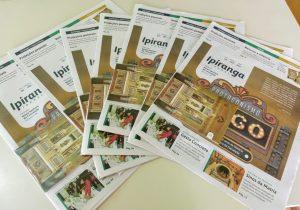 Edição de outubro do Jornal Ipiranga destaca o papel do leigo na Paróquia