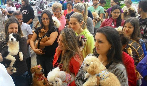 Paróquia promove Benção dos Animais nesta quinta-feira (04)