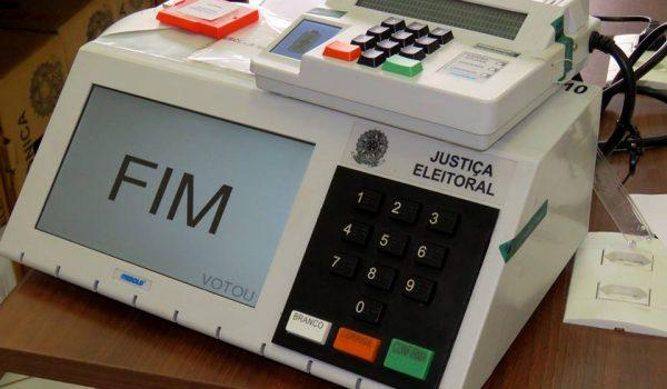 Mais de 25 mil palmeirenses vão as urnas neste domingo