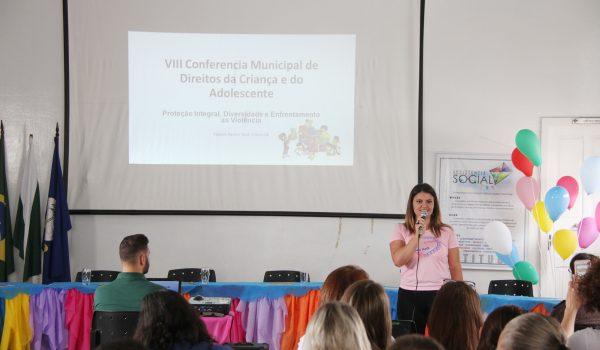 Conferência Municipal discute direitos das crianças e dos adolescentes
