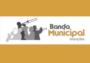 Prefeitura abre inscrições para seleção de bolsistas para a Banda Municipal de Palmeira