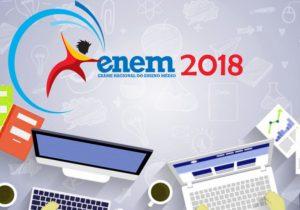 Locais de prova para ENEM 2018 são divulgados na segunda-feira (22)