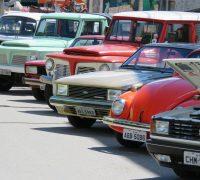 1º Encontro de Carros Clássicos e Antigos de Palmeira
