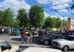 1º encontro reúne 140 veículos antigos em Palmeira
