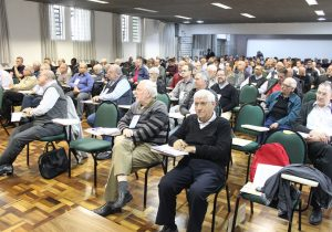 Padres participaram da 25ª Assembleia Geral dos Presbíteros