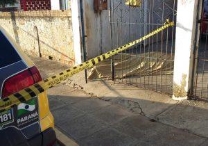 Homem de 35 anos é encontrado morto no portão de casa em Porto Amazonas