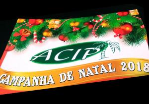 ACIP vai sortear mais de R$ 20 mil em vale compras