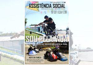 Assistência Social lança quarta edição de Boletim Informativo