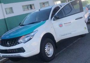 Secretaria de Saúde recebe novas caminhonetes para otimizar atendimentos