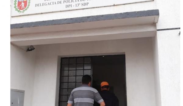 Morador de Palmeira está preso em Teixeira Soares suspeito de homicídio