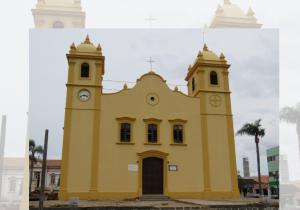 Igreja Matriz será reaberta nesta quinta-feira com Dia de Ação de Graças