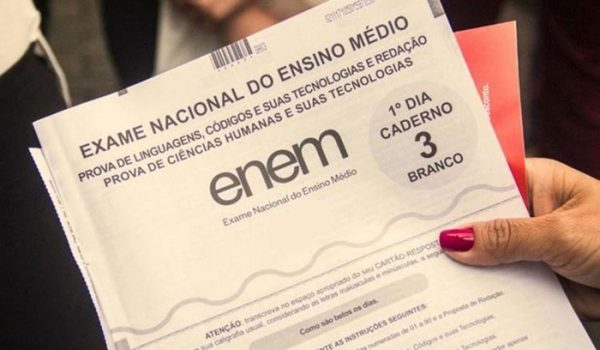 ENEM registra menor número de ausentes desde 2009