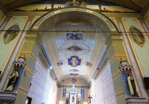Ação de graças pela conclusão do restauro da Igreja Matriz