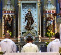 Dia de Ação de Graças pela restauração da Igreja Matriz de Palmeira