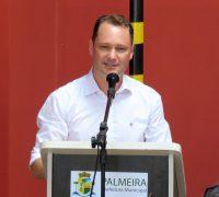 Na  evento, Havrechaki também falou sobre a construção de um novo quartel para a guarnição.