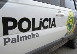 Polícia Militar encontra os suspeitos de furto no Cmei com ajuda de colégio de Palmeira