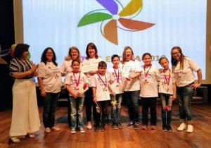 """Alunos e professores de Palmeira são premiados no Projeto """"MPT na Escola 2018"""""""