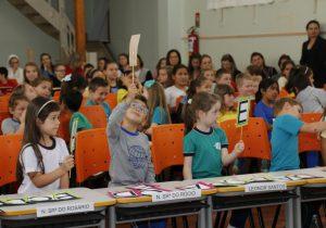 """Escolas disputam Quiz do projeto """"Uma Pitada da Nossa História"""""""
