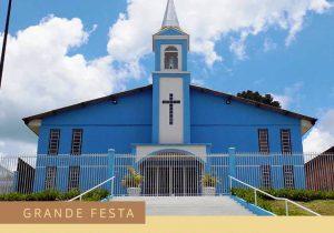 Comunidade palmeirense celebra Padroeira do Paraná nesta quinta-feira (15)