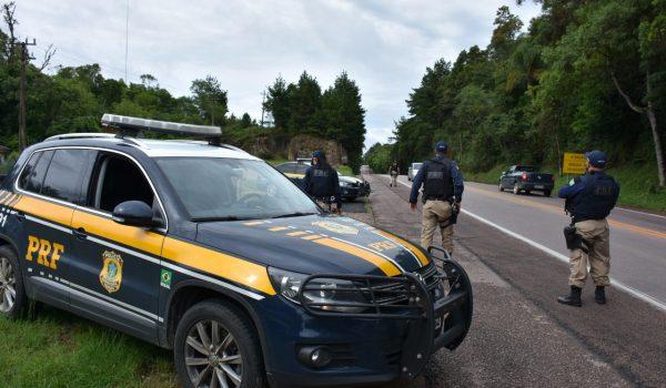 PRF registra queda no número de acidentes na Região dos Campos Gerais