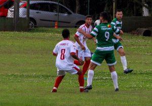 Ypiranga perde  primeiro jogo da semifinal no Campolarguense