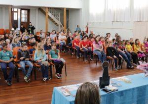 Maratona Intelectual premia alunos de Palmeira