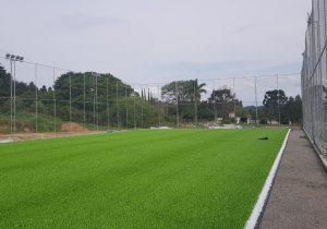 Obras em andamento para esporte e lazer no município ultrapassam investimento de R$ 1 milhão