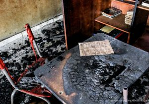 Arquidiocese lança campanha para reconstruir escola incendiada em Palmeira