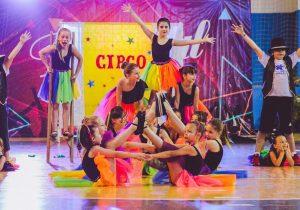 Alunos e Profissionais da Rede Municipal de Educação apresentam espetáculos musicais durante o II Festival de Dança