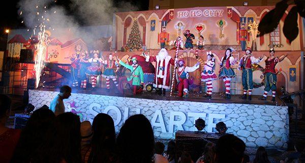 Milhares de pessoas acompanham primeiras apresentações da programação 'Palmeira, Cidade Clima de Natal'