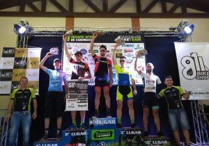 Atletas palmeirenses conquistam resultados expressivos em prova de Moutain Bike em Santa Catarina