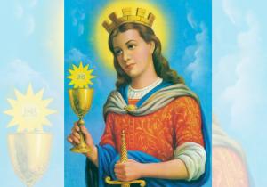 Comunidade de Santa Bárbara celebra padroeira neste domingo (02)