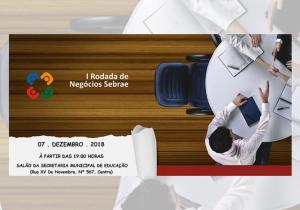 Empreendedores do ramo de festas e eventos podem participar da Rodada de Negócios do Sebrae