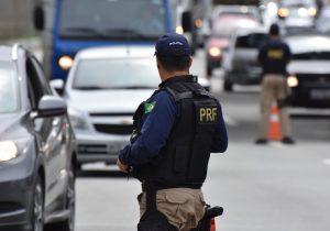 Polícia Rodoviária iniciou a Operação Natal e Ano novo nas estradas Federais do Paraná