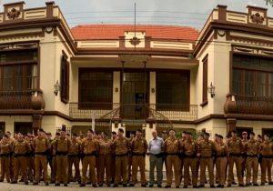 Policia Militar de Palmeira começa a pertencer ao 28º Batalhão da Lapa
