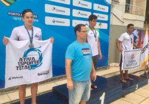 Luigi é vice campeão brasileiro em Porto Alegre