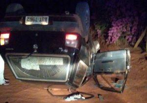 Homem de 48 anos morre em acidente na localidade da Vilinha